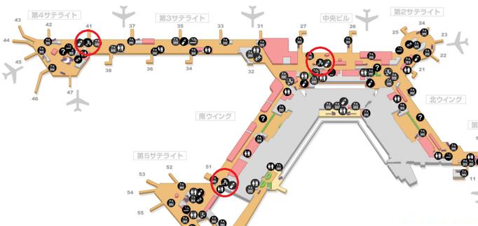 成田空港 ターミナル1 キッズルーム