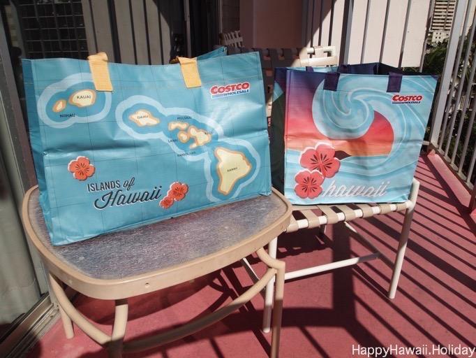 コストコのハワイ限定バッグ