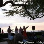 ハワイで過ごす贅沢な時間、ハレクラニでフラのショーを楽しむ
