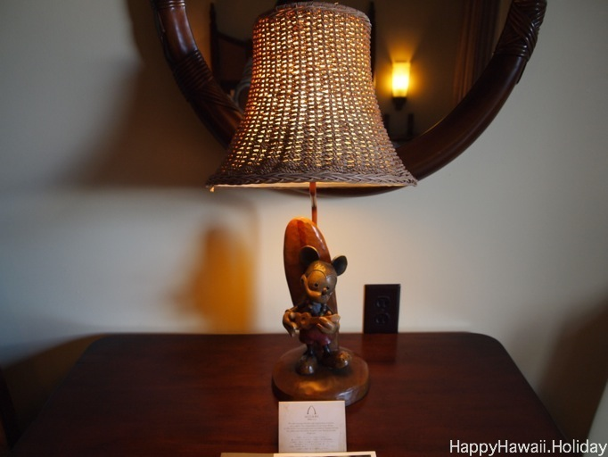 アウラニのプールサイドガーデンビューの部屋の写真4
