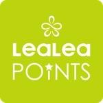 LeaLea ポイントアプリ