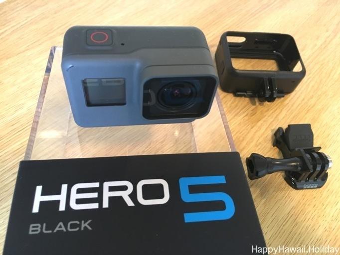 ハワイ旅行用の GoPro Hero5