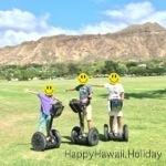 10歳でもハワイでセグウェイを体験できた!